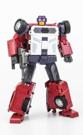 X-Transbots MX-XV Deathwish [Reissue 2021] - Pre order
