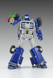 X-Transbots MM-VIII Arkose [G1 Metallic color]