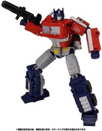 Takara WFC-11 Optimus Prime