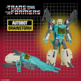 Hasbro Retro Headmasters Deluxe Brainstorm - Pre order