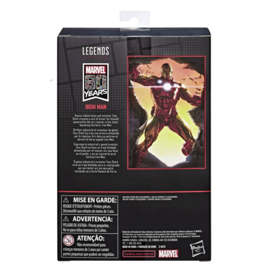 Marvel Legends Iron Man [Alex Ross Marvels]