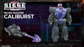 Hasbro WFC Siege Battlemasters Caliburst