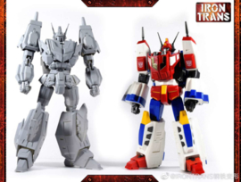 Irontrans IR-V01 Star Blade [MP Scale]  - Pre order