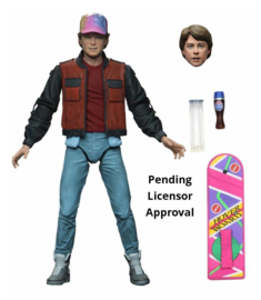 NECA Back to the Future II AF Ultimate Marty McFly- Pre order