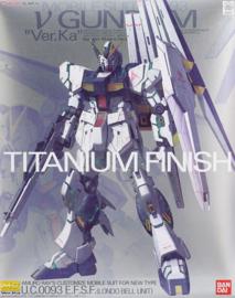 1/100 MG Nu Gundam Ver. Ka Titanium Finish