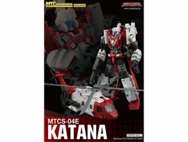 Maketoys MCTS-04E Katana