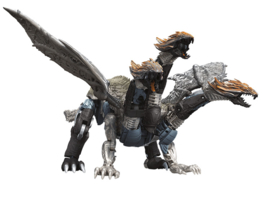 Hasbro The Last Knight Premier Edition Leader Dragonstorm