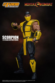Mortal Kombat Action Figure 1/12 Scorpion - Pre order