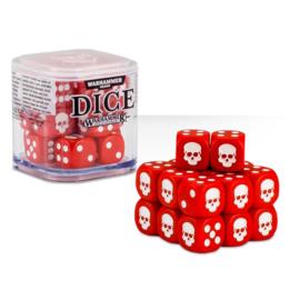 Citadel Dice Cube Red