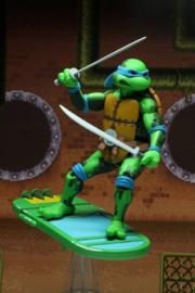 Neca TMNT - Turtles in Time Series 1 - Leonardo - Pre order