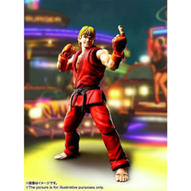 Street Fighter S.H. Figuarts Action Figure Ken Masters - Pre order