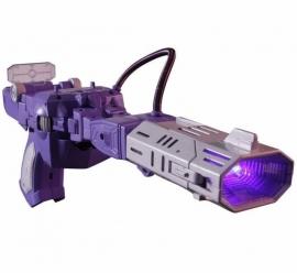 Takara Masterpiece MP-29 Shockwave with Megatron Gun