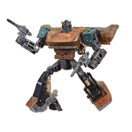 Hasbro Netflix Deluxe Sparkless Bot