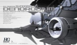 1/144 HGUC RX-78GP03 Gundam GP03 Dendrobium