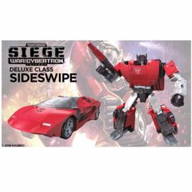 Hasbro WFC Siege Deluxe Sideswipe