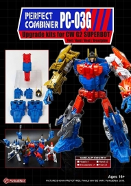 Perfect Effect PC-03G Upgrade set Superion G2