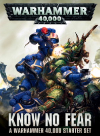 Warhammer 40K Know no fear
