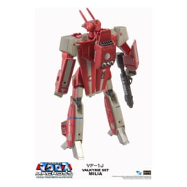 Macross Retro Transformable Collection AF 1/100 VF-1J Milia Valkyrie - Pre order