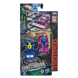 Hasbro WFC Earthrise Micromaster Race Track Patrol - Pre order