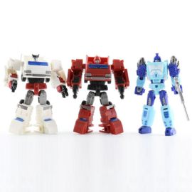 DX9 War in Pocket  DX9-01-02-03 Campaigners set of 3