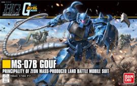 1/144 HGUC MS-07B Gouf