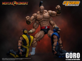 Mortal Kombat Action Figure 1/12 Goro - Pre order