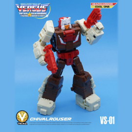Mechfanstoys MFT VS-01 Head Warrior