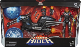 Marvel Legends Cosmic Ghost Rider with Bike