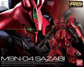 1/144 RG MSN-04 Sazabi