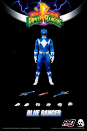 Mighty Morphin Power Rangers FigZero AF 1/6 Blue Ranger - Pre order