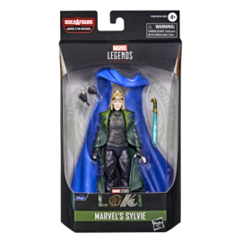 Marvel Legends Loki Marvel's Sylvie - Pre order