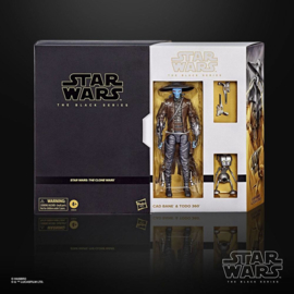 Star Wars The Clone Wars Black Series AF Cad Bane & Todo 360 - Pre order