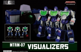 Maketoys MTRM-07 Visualizers