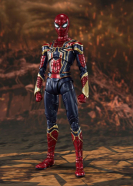Avengers: Endgame S.H. Figuarts Action Figure Iron Spider (Final Battle) - Pre order