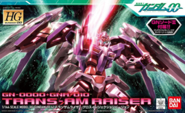 1/144 HG00 GN-0000+GNR-010 Trans-Am Raiser