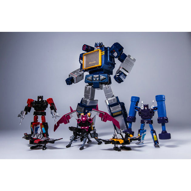 Toy House Factory | TF Robots