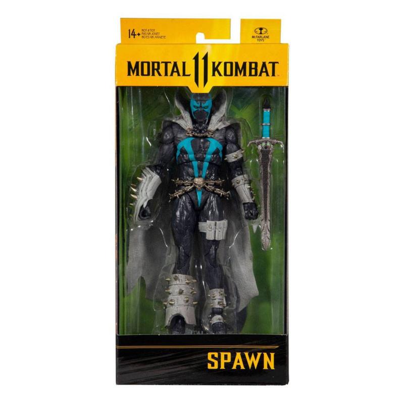 McFarlane Toys Mortal Kombat AF Spawn [Lord Covenant] - Pre order