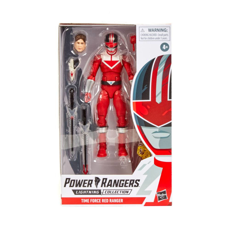 Power Rangers Time Force Red Ranger - Pre order