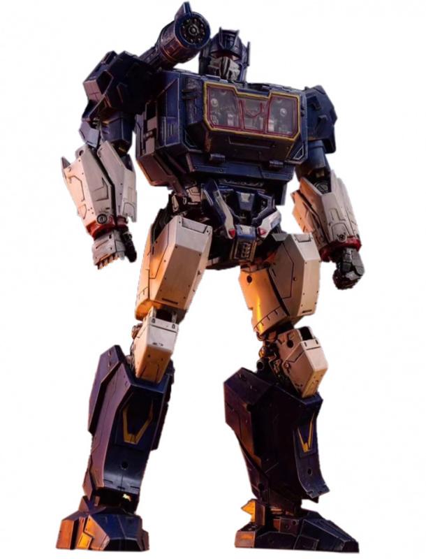 Mechanical Alliance  SX-02 Sound Warrior - Pre order