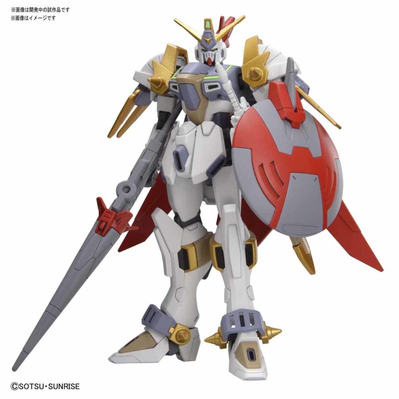 1/144 HGBD Gundam Justice Knight - Pre order