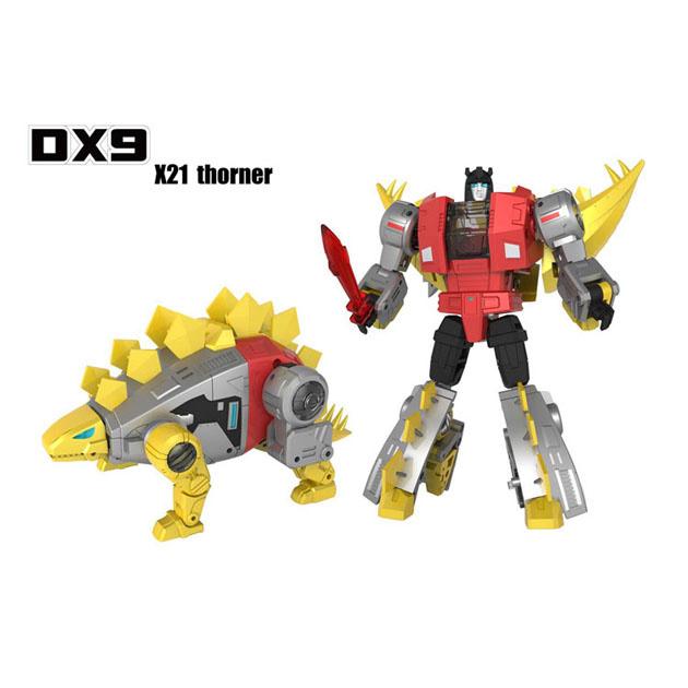 DX9 War in Pocket X-21 Thorner