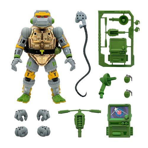 Super7 Teenage Mutant Ninja Turtles Ultimates Metalhead - Pre order