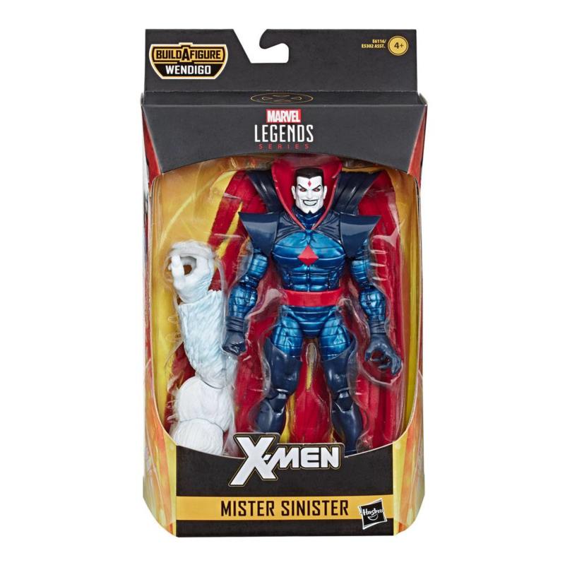 Marvel Legends X-Men Mister Sinister
