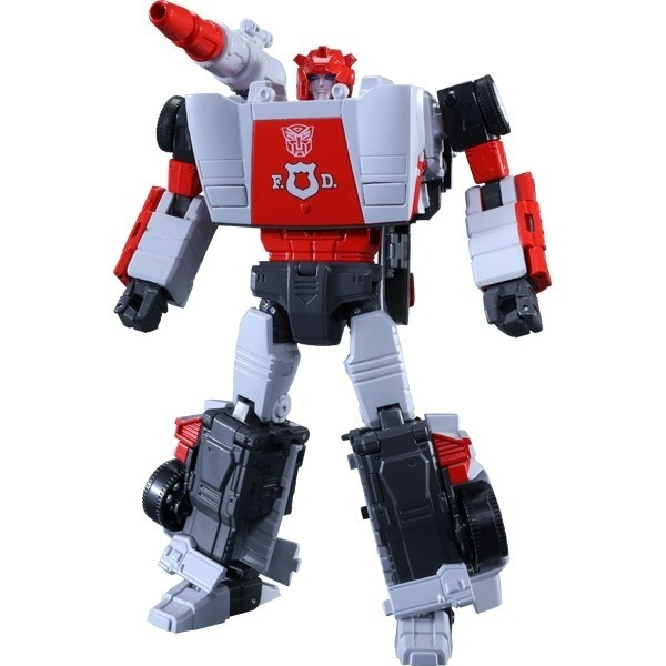 Takara Masterpiece MP-14+ Alert (Anime Color)