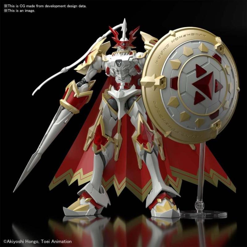 Figure-rise Digimon Dukemon/ Gallantmon - Pre order