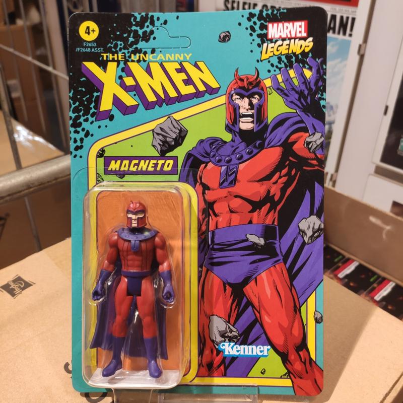 Marvel Legends Recollect Retro Magneto