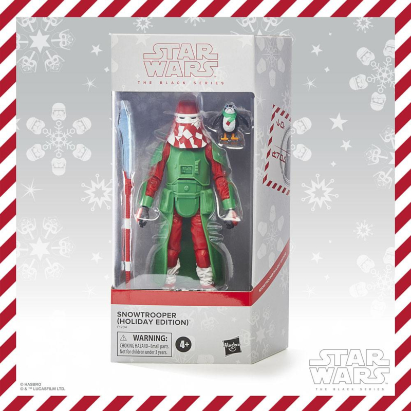 Black Series AF 2020 Snowtrooper (Holiday Edition)  - Pre order