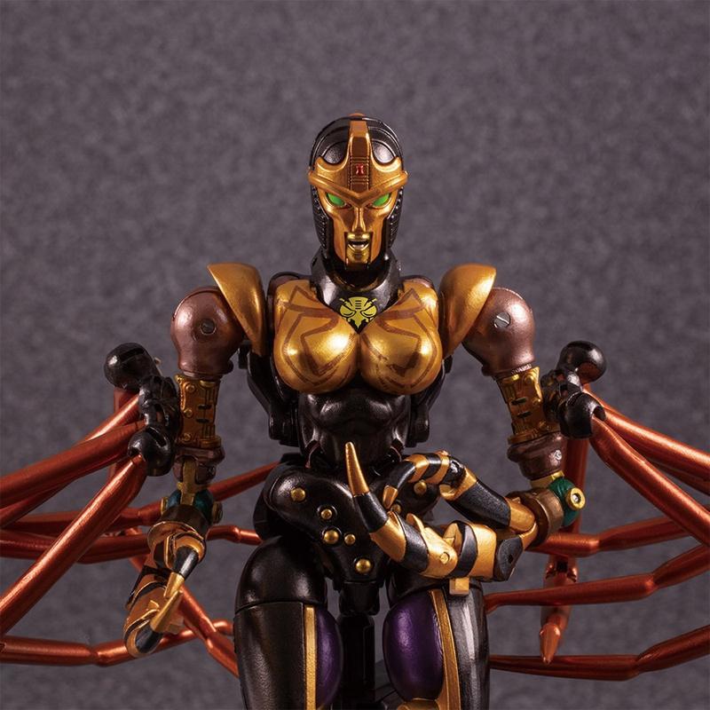 Takara Masterpiece MP-46 Black Widow - Pre order
