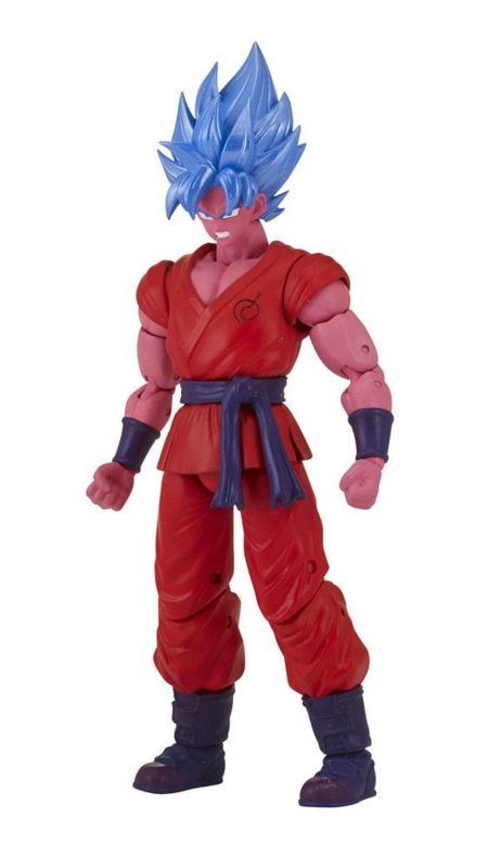 Dragon Stars Dragon Ball Super - SSGSS Goku Blue Kaioken
