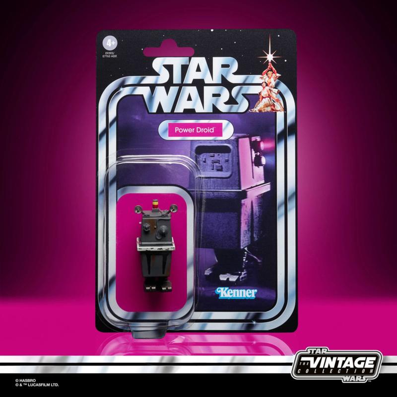 Star Wars Vintage Collection AF Power Droid [Episode IV]